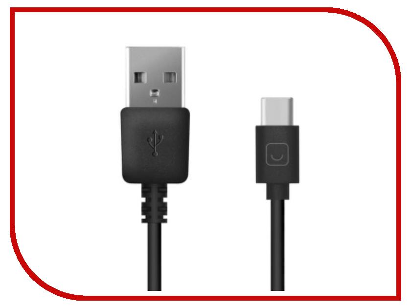 Аксессуар Prime Line USB - USB Type-C 1.2m Black PRL-7213 prime line usb miniusb