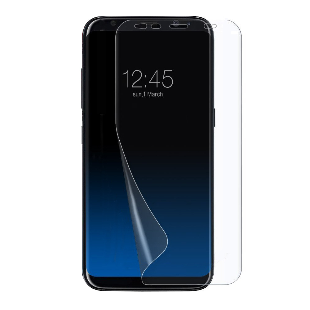 все цены на Аксессуар Защитная плёнка для Samsung Galaxy S8+ Monsterskin Super Impact Proof 360 2in1 Front&Back онлайн