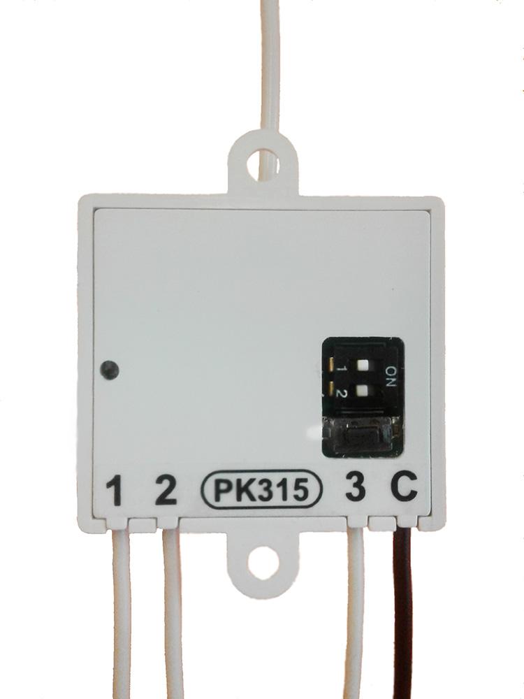 Пульт-радиопередатчик NooLite PK-315