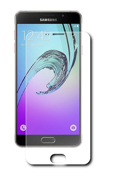 Аксессуар Защитная плёнка для Samsung Galaxy A5 2016 A510 Monsterskin Super Impact Proof Matte аксессуар защитная плёнка для samsung galaxy s8 monsterskin 360 s clear