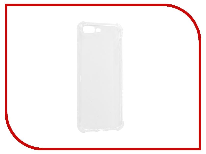 Аксессуар Чехол-накладка Innovation для APPLE iPhone 7 Plus Силиконовый Transparent аксессуар чехол накладка dekken для apple iphone 4 4s transparent 20223