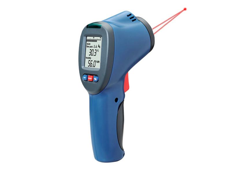 цена на Пирометр Измеритель температуры CEM DT-8663
