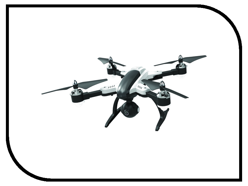 Квадрокоптер 1Toy GYRO-WI-Fire Т10807