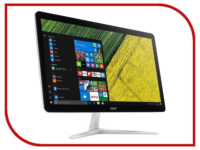 Моноблок Acer Aspire U27-880 DQ.B8RER.004 (Intel Core i7 7500U 2.7 Ghz/16384Mb/2Tb + 16Gb SSD/Intel HD Graphics 620/27.0/1920x1080/Windows10) планшетный компьютер acer а500 а510 16gb