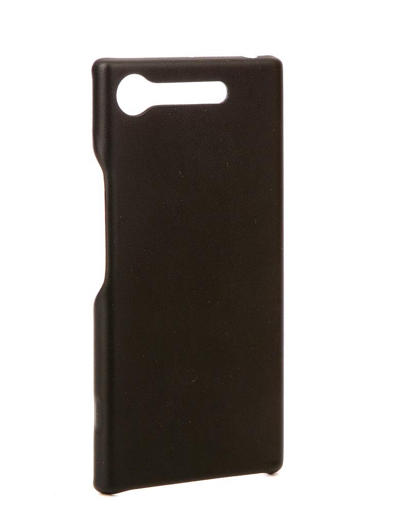 Аксессуар Чехол G-Case для Sony Xperia XZ1 Slim Premium Black GG-895 стоимость