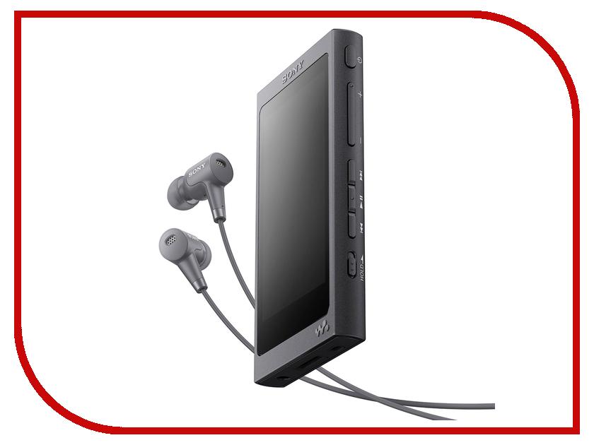 Плеер Sony NW-A45 Black