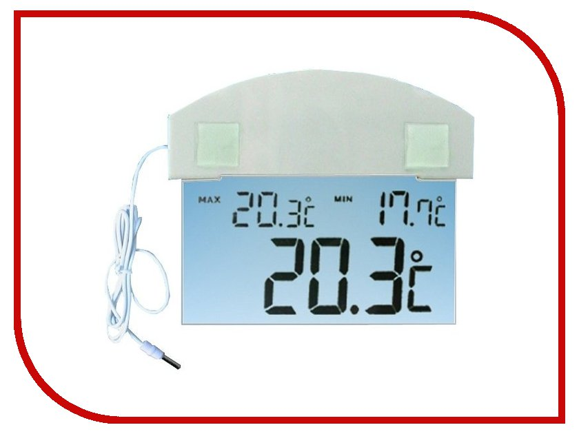 купить Термометр Art Fair TM1008B-R недорого
