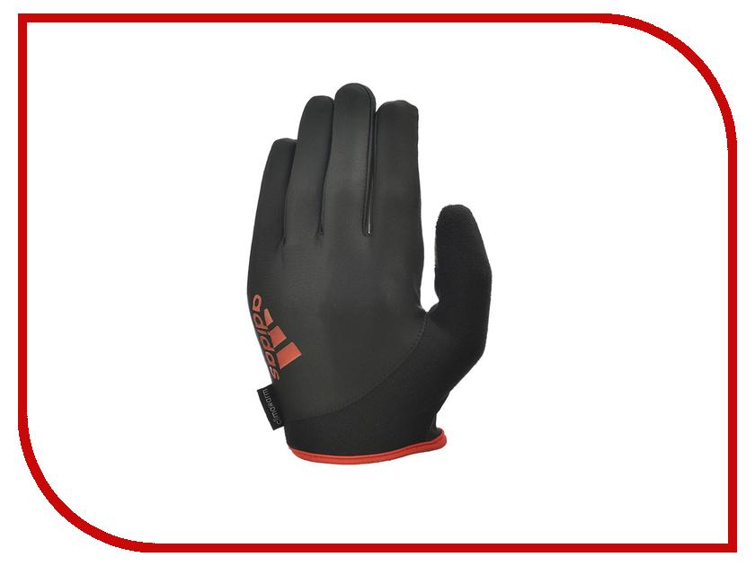 Перчатки для фитнеса Adidas Essential ADGB-12424RD размер XL Black/Red перчатки для фитнеса adidas run clmwm glove цвет черный s94191 размер 20