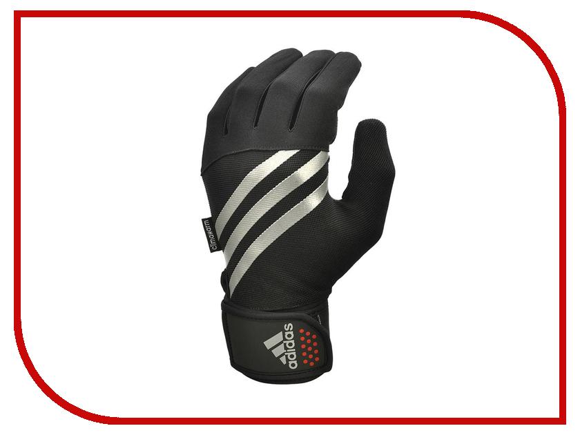 все цены на Перчатки для тренировок Adidas ADGB-12443RD размер L Утепленные онлайн