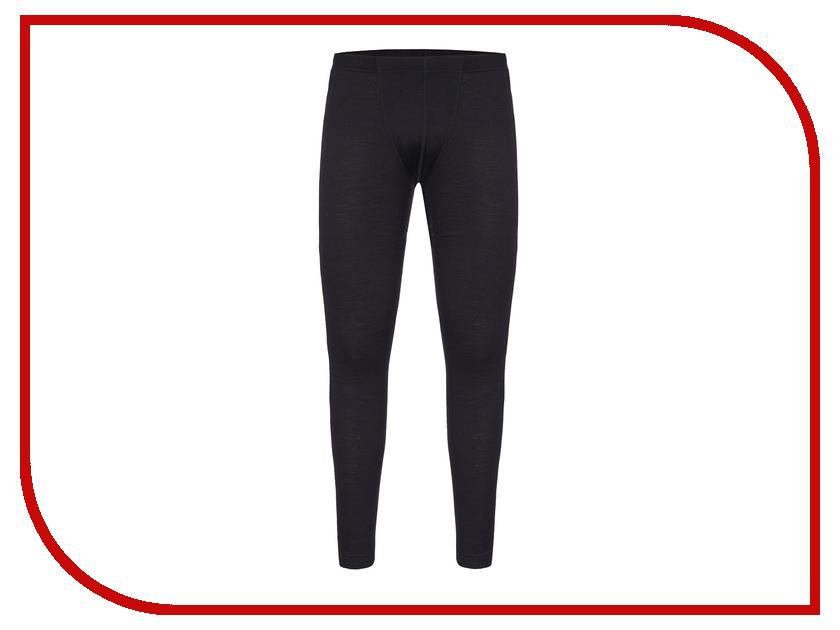 Кальсоны GUAHOO Sport Light S Black G23-0190P кальсоны мужские guahoo цвет серый бирюзовый g23 1600p gy tq размер xl xxl 54 56