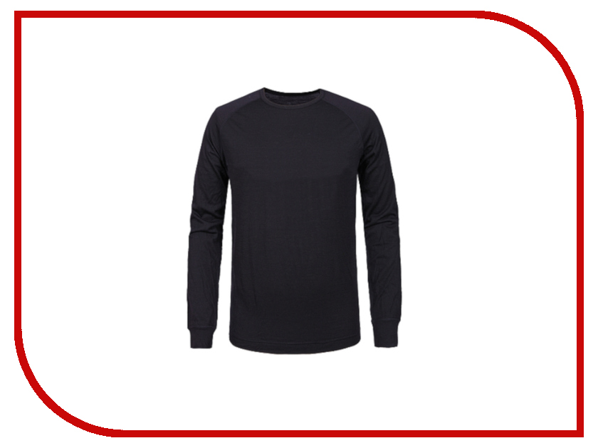 Рубашка GUAHOO Sport Light S Black G23-0190S термоноски guahoo sport mid weight 150 cf bk