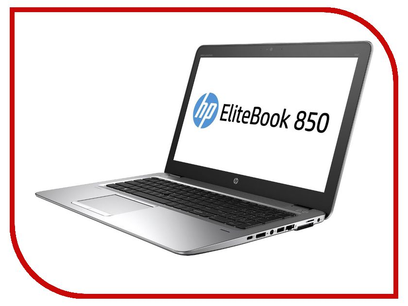 Ноутбук HP EliteBook 850 G4 1EN75EA (Intel Core i5-7300U 2.6 GHz/8192Mb/256Gb SSD/AMD Radeon R7 M465 2048Mb/Wi-Fi/Bluetooth/Cam/15.6/1920x1080/Windows 10 64-bit) ноутбук msi gp72 7rdx 484ru 9s7 1799b3 484 intel core i7 7700hq 2 8 ghz 8192mb 1000gb dvd rw nvidia geforce gtx 1050 2048mb wi fi bluetooth cam 17 3 1920x1080 windows 10 64 bit