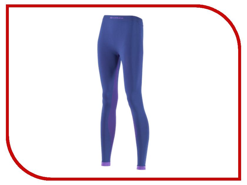 Кальсоны GUAHOO Sport Light XS-S Blue G23-1601P кальсоны мужские guahoo цвет серый бирюзовый g23 1600p gy tq размер xl xxl 54 56