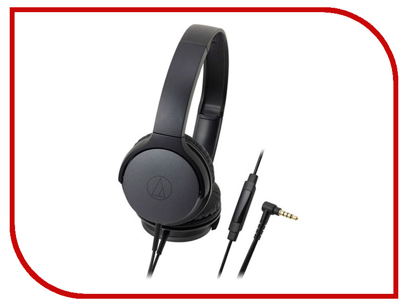 Audio-Technica ATH-AR1ISBK audio technica ath ls50is 15119537 внутриканальные наушники red