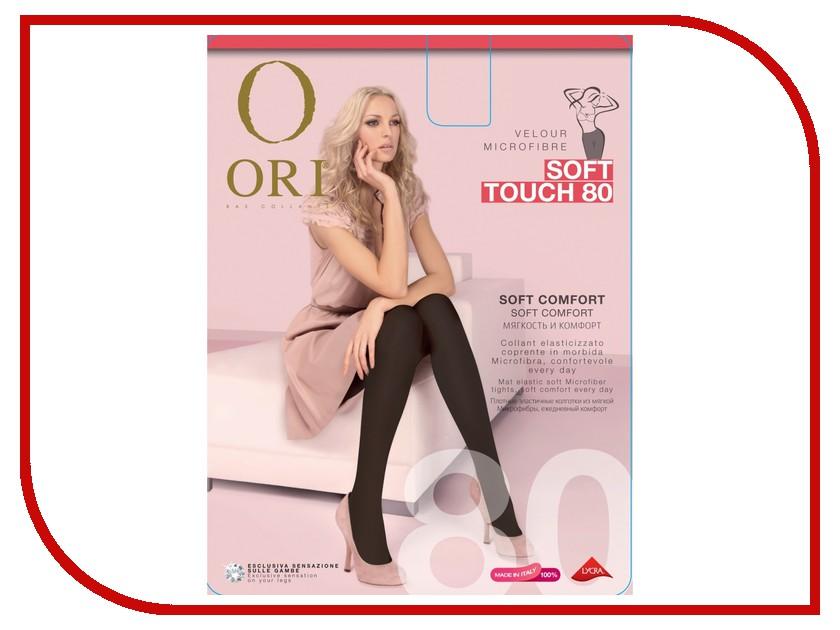 Soft Touch  Колготки Ori Soft Touch размер 5 плотность 80 Den Nero