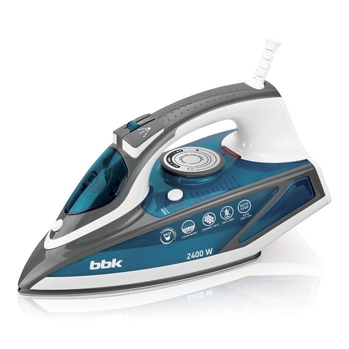 Утюг BBK ISE-2402 утюг bbk ise 2200