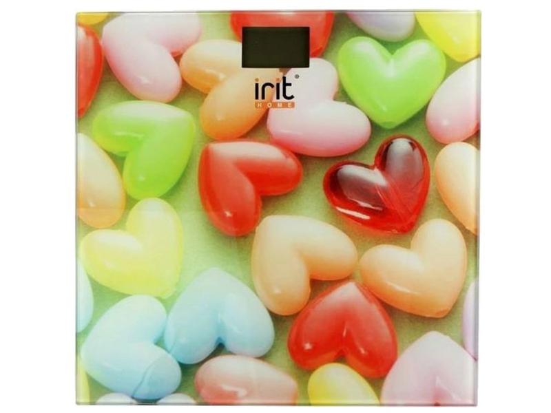 Фото - Весы напольные Irit IR-7259 плита irit ir 8120 white