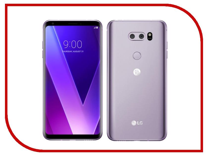 Сотовый телефон LG H930DS V30+ Purple сотовый телефон lg k100ds k3 lte black blue