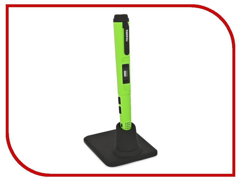 Аксессуар Набор для объемного рисования Feizerg F001 Green FSG001 3d ручка feizerg f 001 yellow