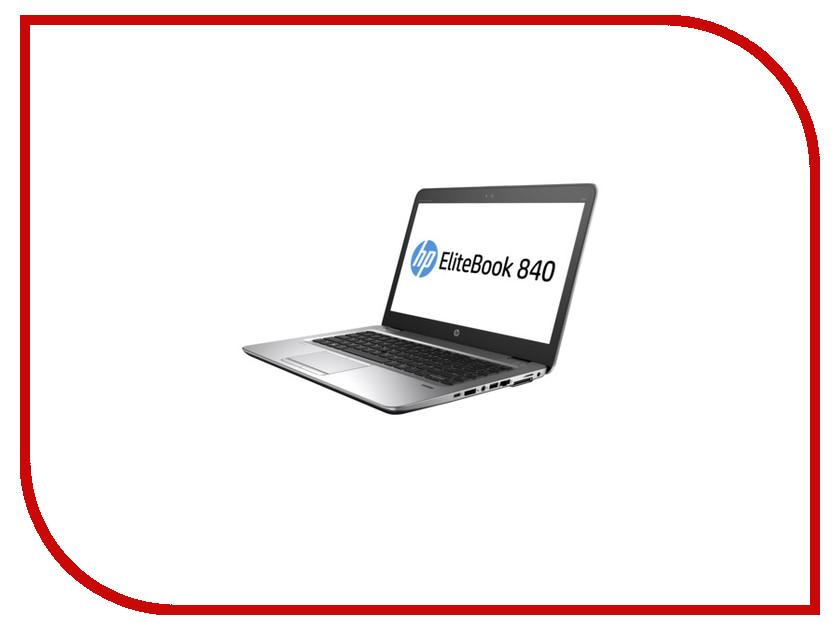 Ноутбук HP Elitebook 840 G4 1EN54EA (Intel Core i5-7200U 2.5 GHz/16384Mb/256Gb SSD/Intel HD Graphics/Wi-Fi/Bluetooth/Cam/14.0/1920x1080/Windows 10 64-bit) ноутбук hp elitebook 820 g4 core i5 7200u 16gb 256gb ssd 12 5 fullhd win10pro