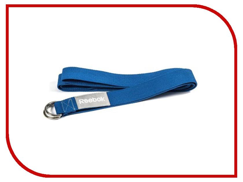 Ремень для йоги Reebok RAYG-10023BL Blue