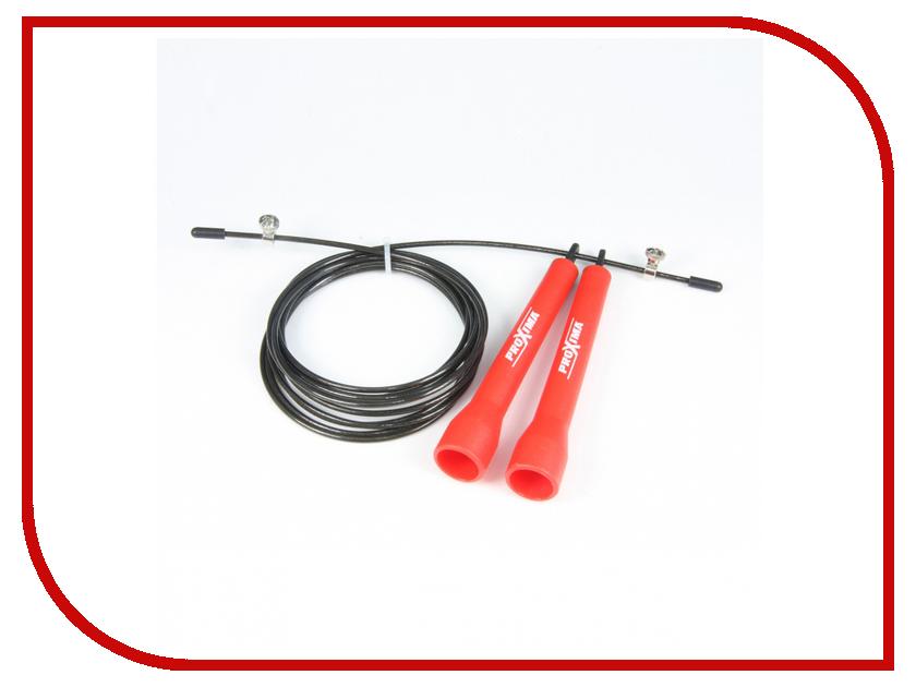 Скакалка скоростная Proxima Crossfit JR-7001-R Red