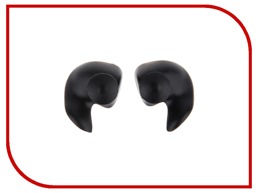 Беруши Mad Wave Ergo Ear Plug Black M0712 01 0 01W