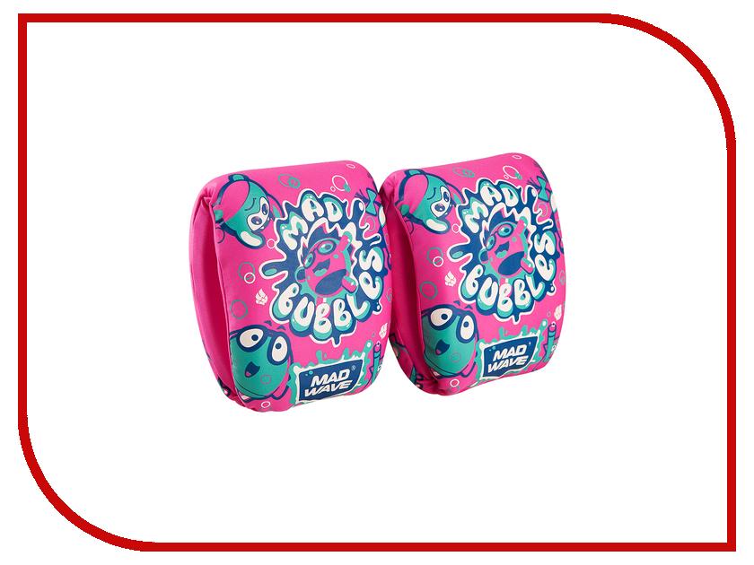 Нарукавники Mad Wave Foam р.2-6 Pink M0756 04 2 11W
