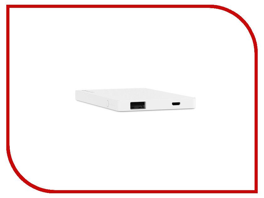 все цены на Аккумулятор Mophie Powerstation Mini 2500mAh White 2765 онлайн