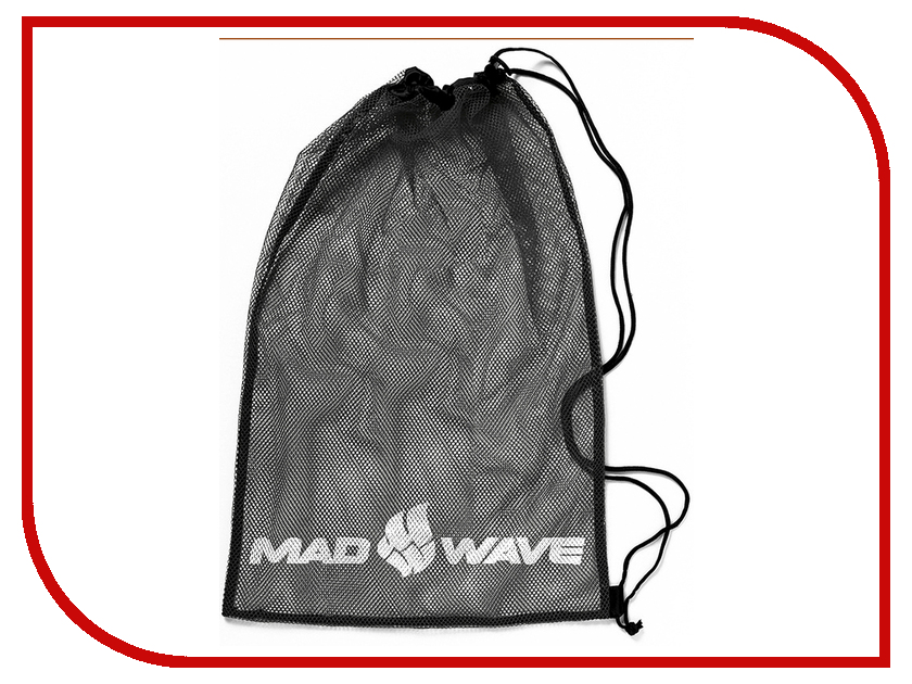 Мешок Mad Wave Dry Mesh Bag Black M1113 02 0 01W
