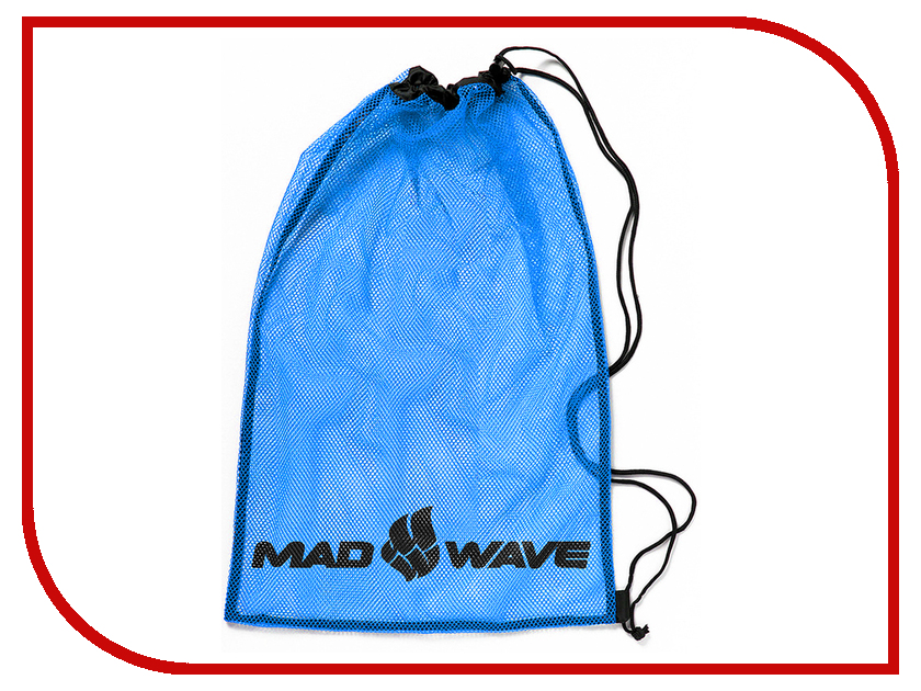 Мешок Mad Wave Dry Mesh Bag Navy M1113 02 0 03W