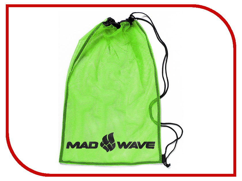 Мешок Mad Wave Dry Mesh Bag Green M1113 02 0 10W