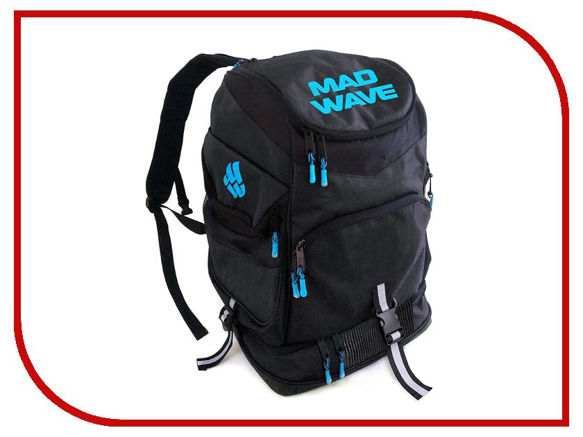 Рюкзак Mad Wave Backpack Mad Team Black M1123 01 0 00W
