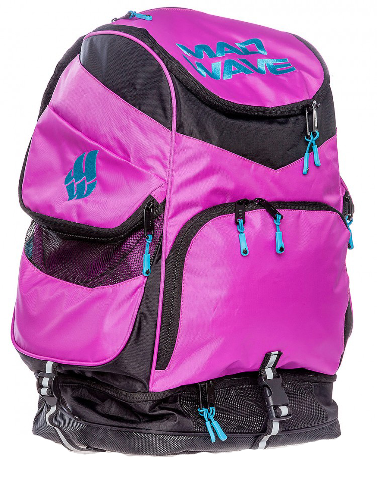 Рюкзак Mad Wave Backpack Team Pink M1123 01 0 11W
