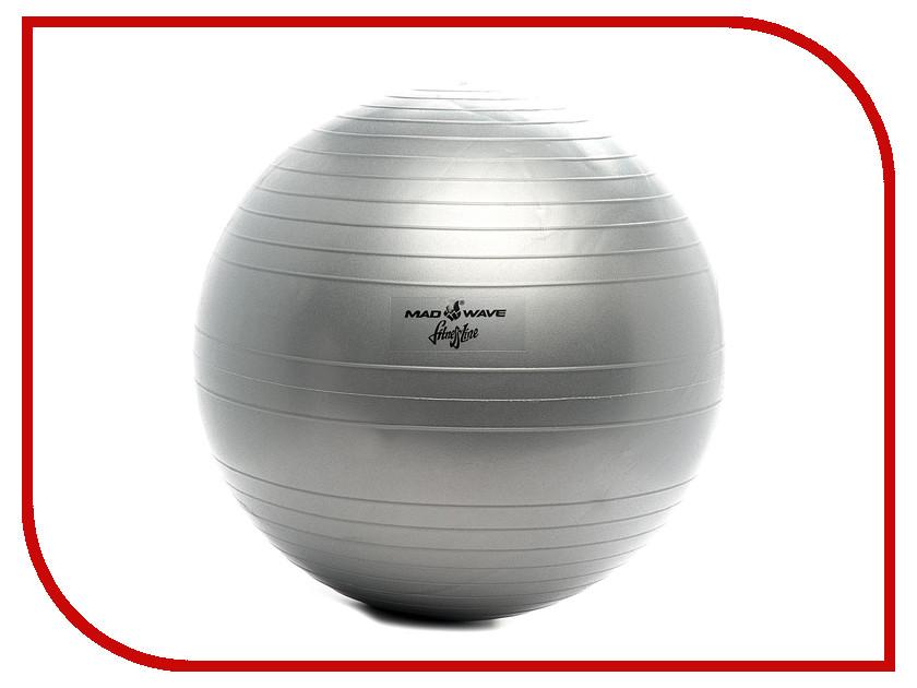 Мяч Mad Wave Anti Burst Gym Ball р.30 Grey M1311 01 30 0W контекс wave