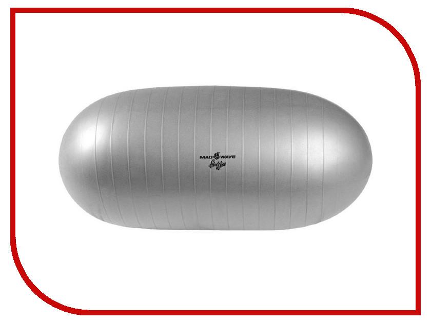 мячи спортивные mad wave мяч ball Мяч Mad Wave Gym Ball р.21.2 Grey M1311 02 21 0W