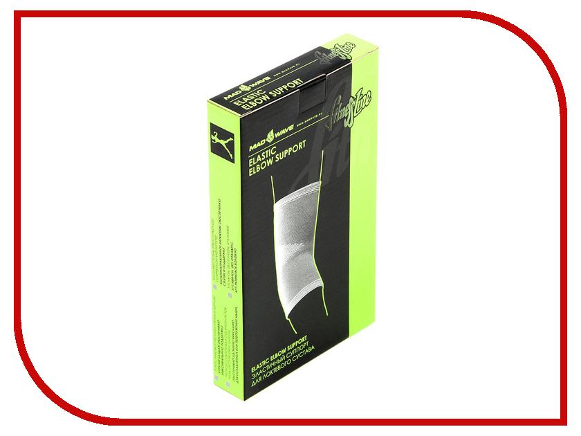 Ортопедическое изделие Mad Wave Elastic Elbow Support S/M Grey M1347 02 4 00W суппорт локтя ортопедическое изделие sport elite 5101ns суппорт бедра