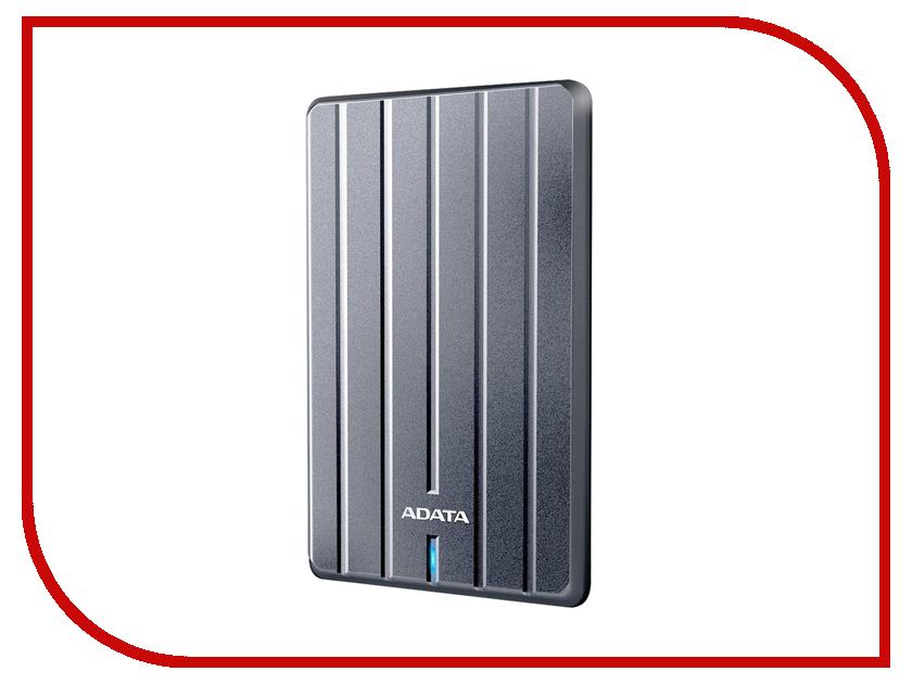 Жесткий диск A-Data HC660 2Tb Titanium AHC660-2TU3-CGY