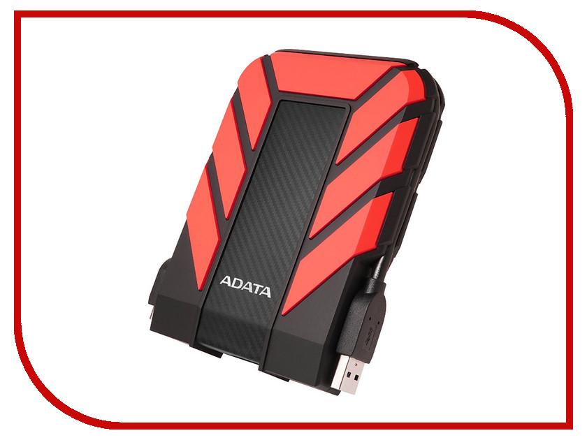 Жесткий диск A-Data HD710 Pro 3Tb Red AHD710P-3TU31-CRD жесткий диск 256gb a data premier pro sp600 asp600s3 256gm c