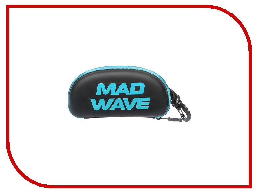 Гаджет Футляр для очков Mad Wave Black-Azure M0707 01 0 08W джаммеры jammer pbt mad wave