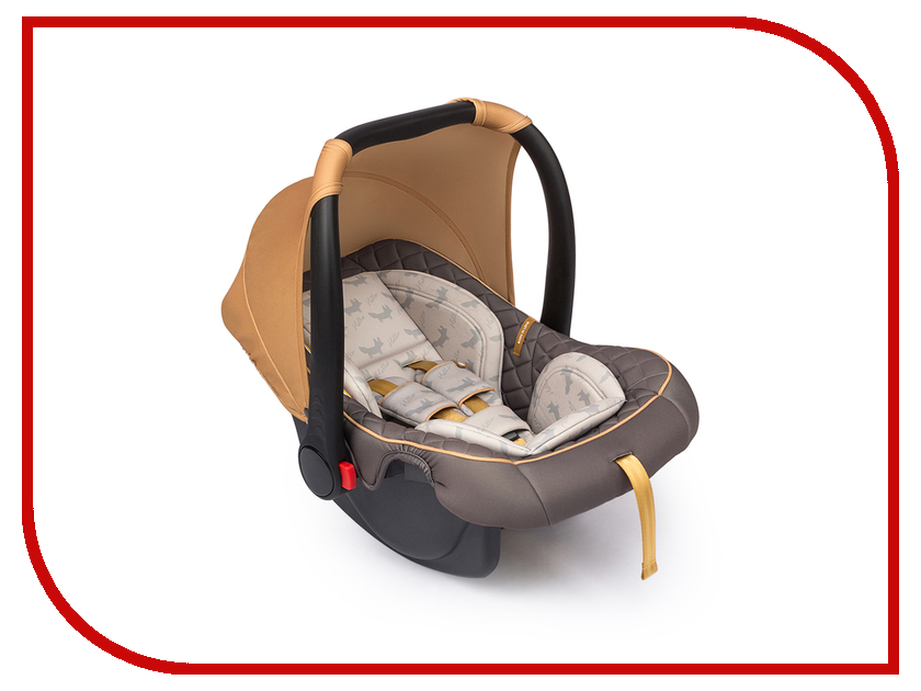 Автокресло Happy Baby Skyler V2 Brown 4690624020865 автокресло happy baby passenger v2 grey