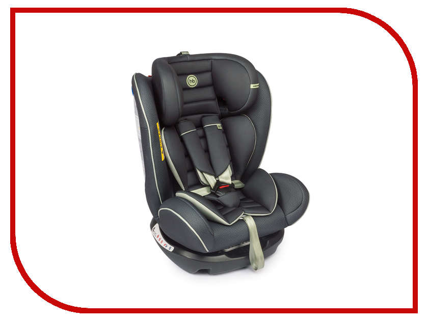 Автокресло Happy Baby Spector Black 4690624020902 автокресло happy baby skyler bordo