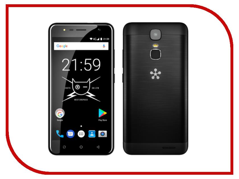 Сотовый телефон Just5 Freedom C100 Black цена 2017
