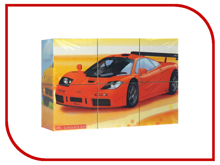 Кубики Stellar Модели автомобилей N20 00820 w6f 00820