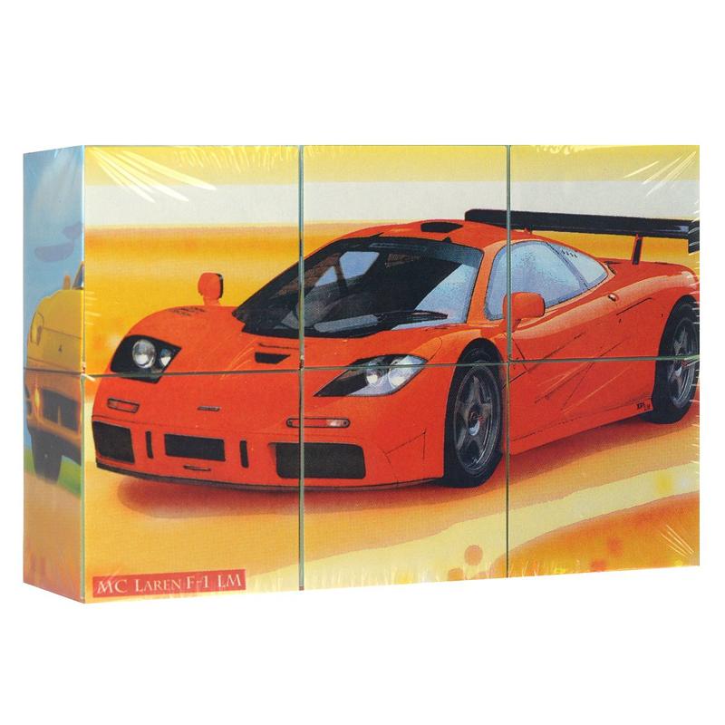 Кубики Stellar Модели автомобилей N20 00820