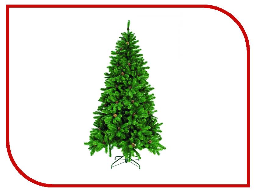 Ель Triumph Tree Императрица с шишками 200cm Green 73262 / 088016 императрица