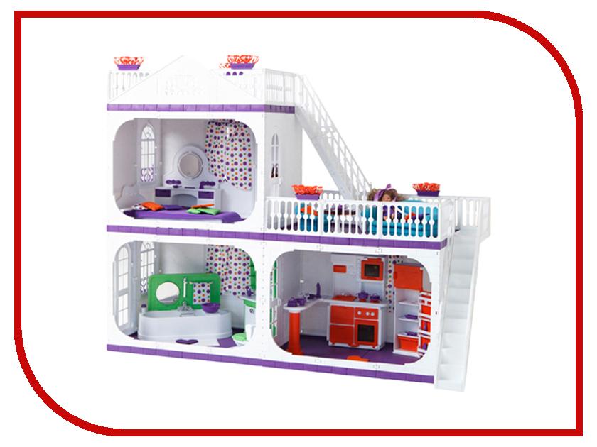 Кукольный домик Огонек Коттедж С-1330 игровой набор огонек коттедж коллекция с 1292 101493