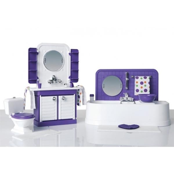 Набор мебели для ванной комнаты Огонек С-1333