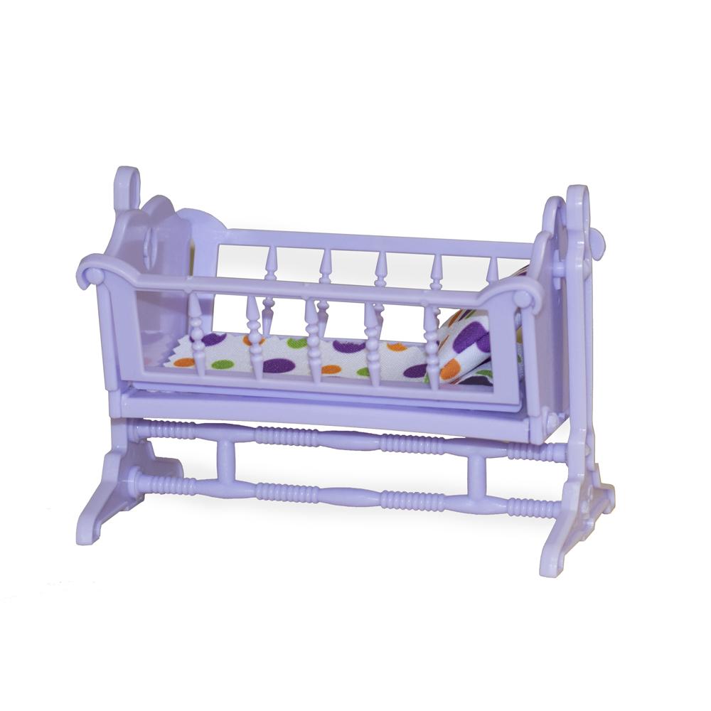 Колыбель для куклы Огонек С-1371