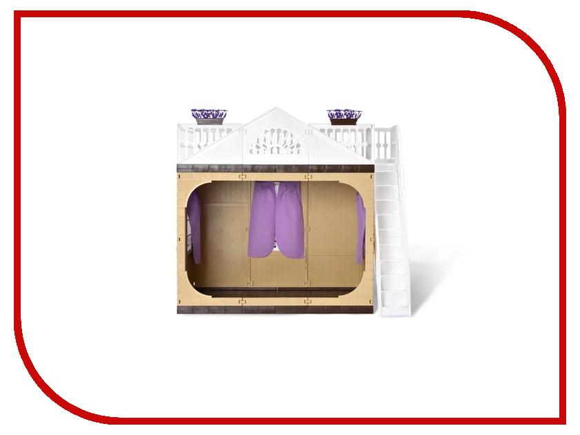 Кукольный домик Огонек Дачный дом С-1360 1 toy кукольный домик красотка колокольчик с мебелью 29 деталей